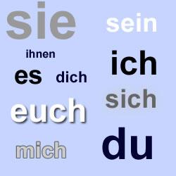 German Personal Pronouns