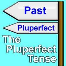 German pluperfect tense