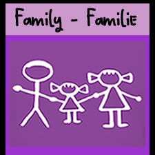 German Vocabulary - All about family