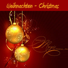 German Vocabulary - All About Christmas