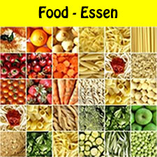 German Vocabulary - All about Food