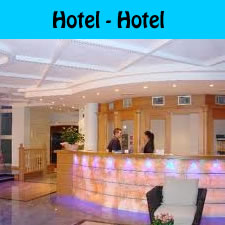 German Vocabulary: All about Hotel