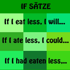 if stze bedingungsstze - If Satze Beispiele
