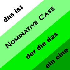Solution of the German Nominative Case Test