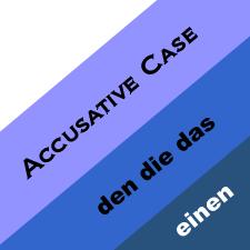 German dative case verbs