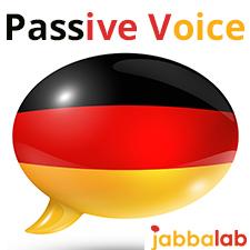 German Passive Voice