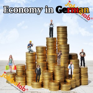 German Vocabulary - Economy