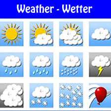 German Vocabulary: All about the Weather
