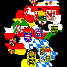 South German Counties