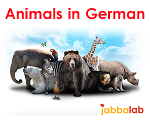 Animals-in-German