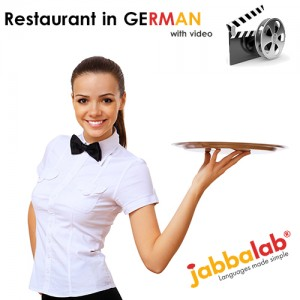 German Vocabulary - Restaurant with Video